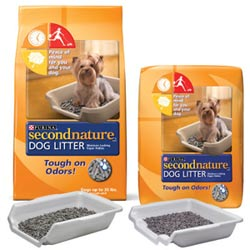 image purina second nature dog litter review